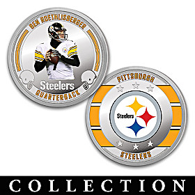 The Pittsburgh Steelers Proof Coin Collection
