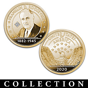The Franklin D. Roosevelt Legacy Proof Coin Collection