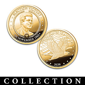 John F. Kennedy 60th Anniversary Proof Coin Collection