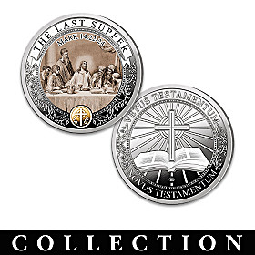 Greatest Stories Of The Bible Proof Coin Collection