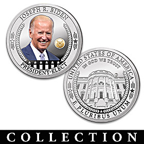 The Joseph R. Biden Legacy Proof Coin Collection