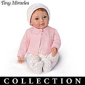 Welcome Home, Little Ellie Baby Doll & Accessory Collection