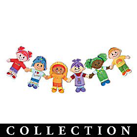 UBU Friendship Plush Doll Collection