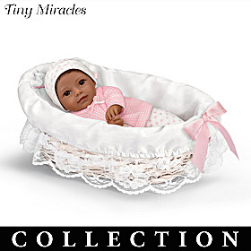 Welcome Home, Little Kiara Baby Doll & Accessory Collection