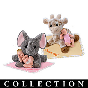 All My Wishes For You Baby Doll Collection
