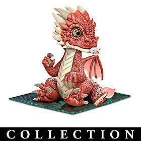 Mystical Dragonlings Dragon Baby Doll Collection