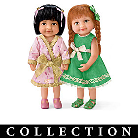 All The World's Children Child Doll Collection