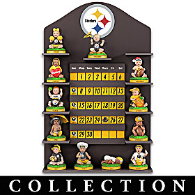 Every Day Is Sunday Steelers Perpetual Calendar Collection