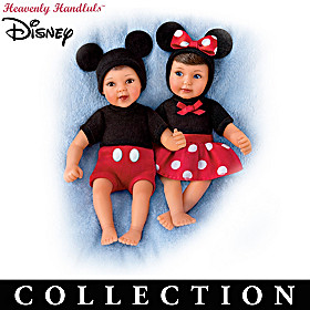 Disney Ultimate Magical Moments Baby Doll Collection