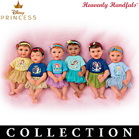 Disney Little Bundles Of Dreams Baby Doll Collection