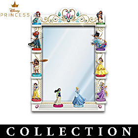 Disney Princess Reflections Of You Figure Collection
