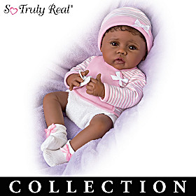 Treasure Every Moment Baby Doll Collection