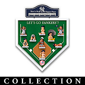 My New York Yankees Happy Place Baby Doll Collection