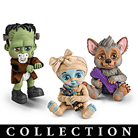 Li'l Monsters Baby Doll Collection
