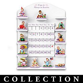 Cute Is Always In Season Perpetual Calendar Collection