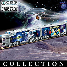 STAR TREK Express Train Collection