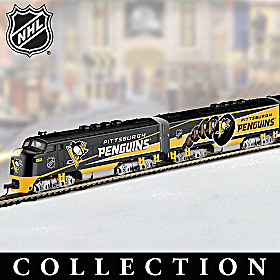 Pittsburgh Penguins® Express Train Collection