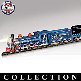 Spirit Of America World Trade Center Train Collection