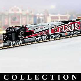 Atlanta Falcons Express Train Collection