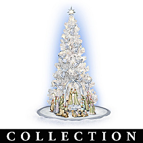 Heavenly Blessings Christmas Tree Nativity Collection