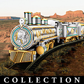 Spirit Of The West Express - Silver Edition Train Collection