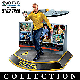 Legends Of STAR TREK Sculpture Collection