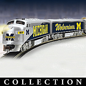 Go Blue Express Train Collection