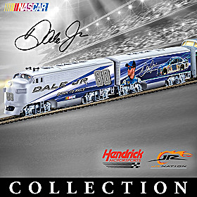 Dale Jr. Express Train Collection