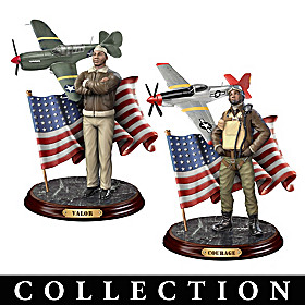 Defenders Of Freedom Sculpture Collection
