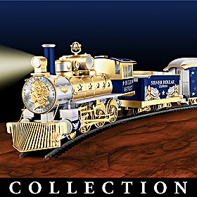 Silver Dollar Express Train Collection