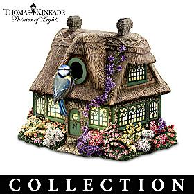 Thomas Kinkade Songbird Village Birdhouse Collection