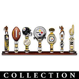 Pittsburgh Steelers Heirloom Tap Handle Collection