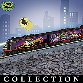 CAPED CRUSADERS Express Train Collection