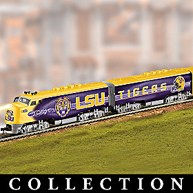 Tigers Express Train Collection