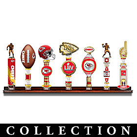 Chiefs Super Bowl LIV Champions Tap Handle Collection