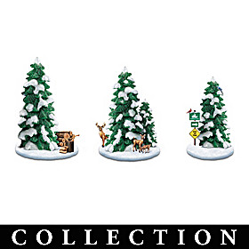 Seasonal Splendor Village Accessory Collection