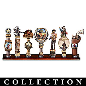 John Wayne Heirloom Tap Handle Collection