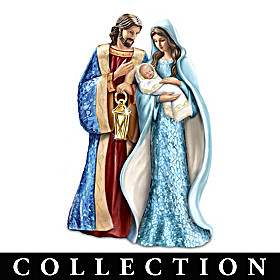 Holiest Night Nativity Figurine Collection
