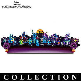 The Nightmare Before Christmas Garland Collection