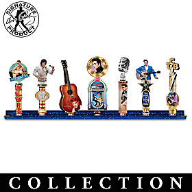 Rockin' Through The Decades Heirloom Tap Handle Collection