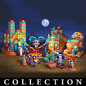 Day Of The Dead Village Collection