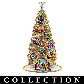 Life Of Christ Christmas Tree Collection