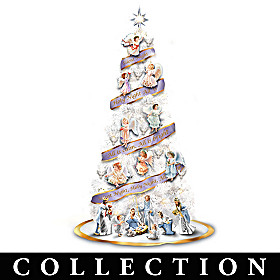 Heavenly Angels Christmas Tree Collection