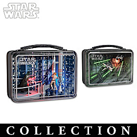 STAR WARS Lunchbox Sculpture Collection