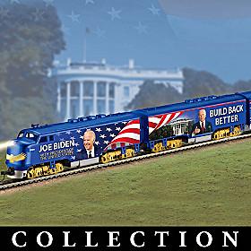 President Biden Express Train Collection