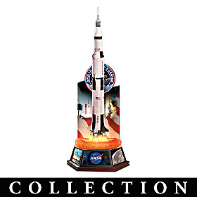 NASA Legacy Of Innovation Sculpture Collection
