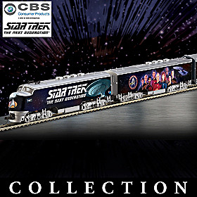 STAR TREK: The Next Generation Express Train Collection