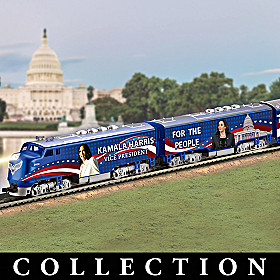 Vice President Kamala Harris Express Train Collection