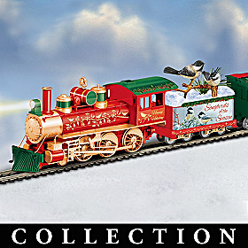 Songs Of The Season Express Train Collection