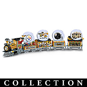 Pittsburgh Steelers Snowglobe Collection